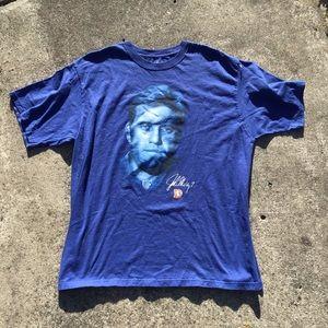 Vintage Reebok jon elway #7 blue xl shirt